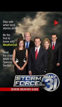 Download WAAY 31 Severe Weather Guide 1 0 APK for android