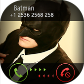 Fake Call From Batman icon