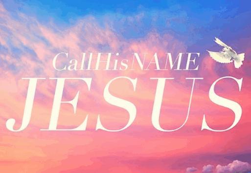 Jesus is Calling Now poster