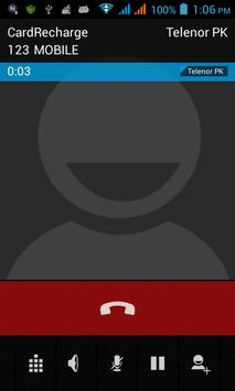 Dialer for Blind apk screenshot