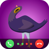 Call From Trash Dove icon