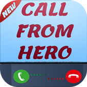 Call from héro icon