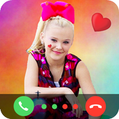 Call From jojo siwa icon