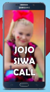 Call From jojo siwa poster