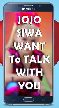 Call From jojo siwa apk screenshot