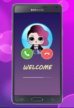 Fake Call From Lol Surprise Dolls Eggs Big Sister screenshot 4