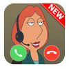 Fake call From Lois Griffin icon