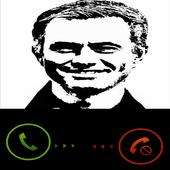 Fake Call Mourinho icon