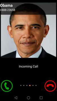 fake call prank poster