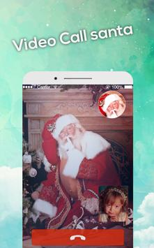 Video Call From Santa poster