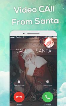 Video Call From Santa apk screenshot