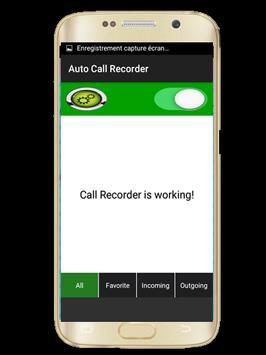 Enregistreur d'appels screenshot 1