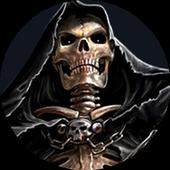 Grim Reaper - Skull Themes for Caller Screen icon