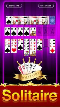 New Solitaire Card Game screenshot 3