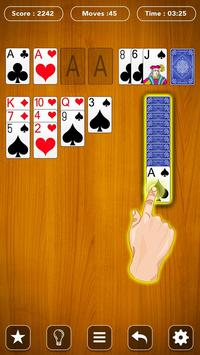 Spider Solitaire Card Game poster
