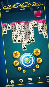 Free Spider Solitaire screenshot 3