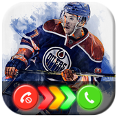 NHL Players Caller Screen - Color Phone Themes icon