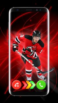 NHL Players Caller Screen - Color Phone Themes poster