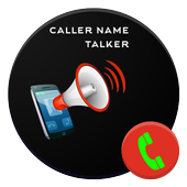caller name talker ID icon