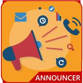 Caller Name Auto Announcer icon