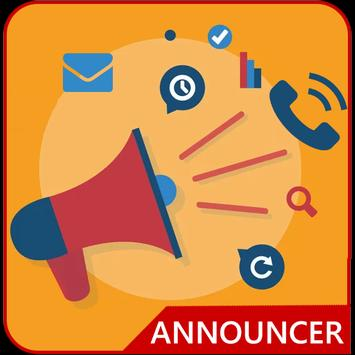 Caller Name Auto Announcer poster