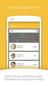 Mobile Number Tracker With Name And Full Address screenshot 1