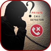 show private number call !! icon