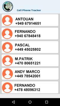 Cell Tracker Number screenshot 3