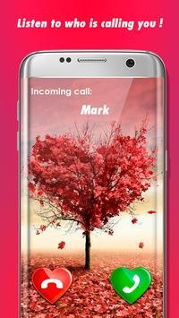 Love Caller Screen تصوير الشاشة 5