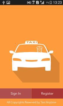 Calletaxi Driver poster