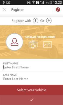 Calletaxi Driver screenshot 1