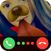 Annie LeBlanc Simulated Call icon
