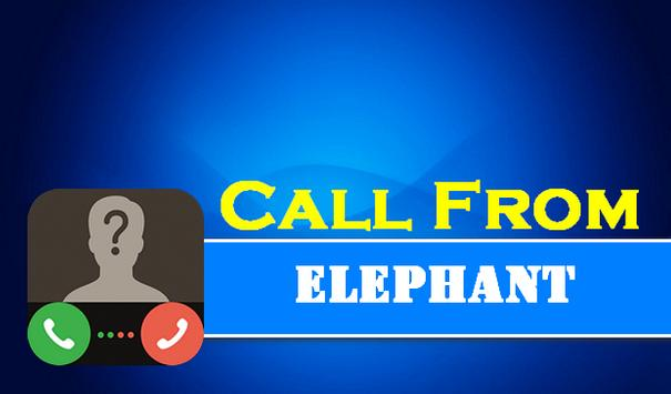 Call From Elephant poster
