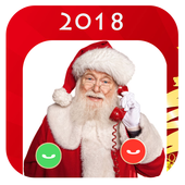 Call From Santa Claus Video icon