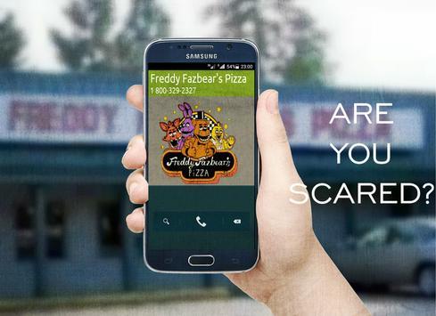 Call Freddy Fazbear's Pizza screenshot 1