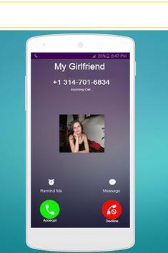 Call From Girlfriend screenshot 2