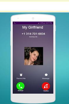 Call From Girlfriend screenshot 3