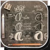 Calligraphy Chalkboard Tutorials icon