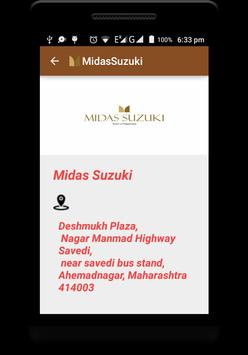 Midas Suzuki apk screenshot