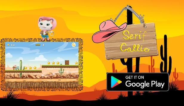 Callie adventure : sheriff Girl apk screenshot