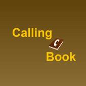 Calling book icon