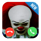 Fake call From Pennywise icon
