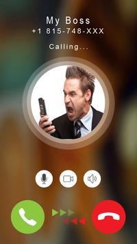 Calling prank angry boss screenshot 2