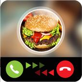 Burger Calling Prank icon