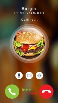 Burger Calling Prank screenshot 2