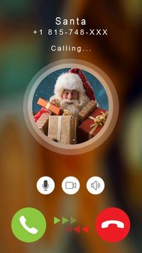 Santa calling prank screenshot 2