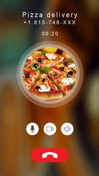 Pizza calling prank screenshot 1
