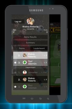 Call It Live® Hyundai A-League apk screenshot