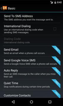 Call Messenger Lite apk screenshot