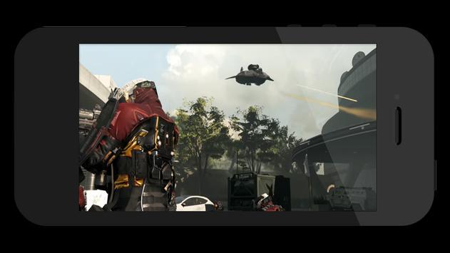 Guide of COD: Infinite Warfare poster
